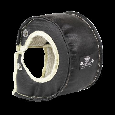 PTP Turbo Blankets: T3/T4 Turbocharger Blanket - Black