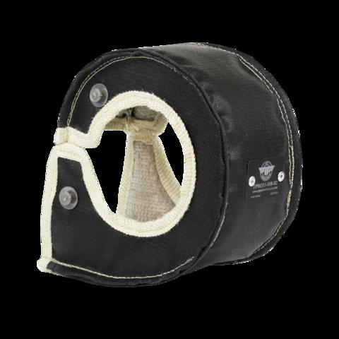 PTP Turbo Blankets: T3 Turbocharger Blanket - Black