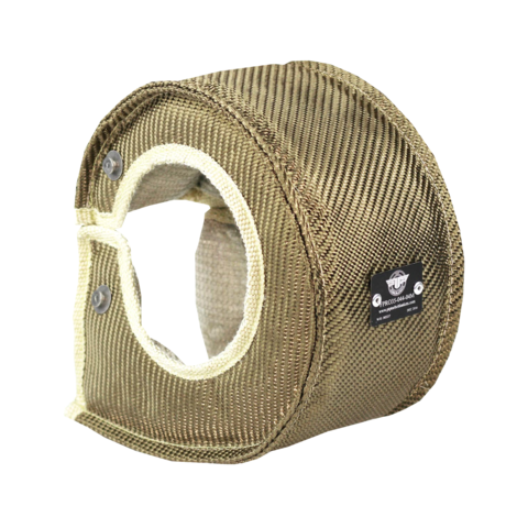 PTP Turbo Blankets: T4 Turbocharger Blanket - Lava
