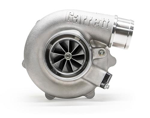 Garrett G Series G25-660 Standard Rotation Ball Bearing Turbocharger : 350-660 HP