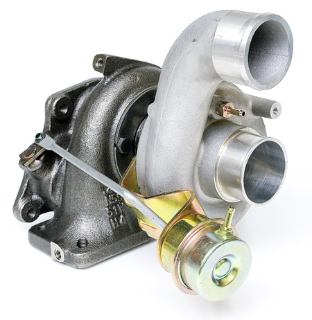 Genuine Garrett Big T28 Turbocharger: Mitsubishi Eclipse 1995-99 *SALE*