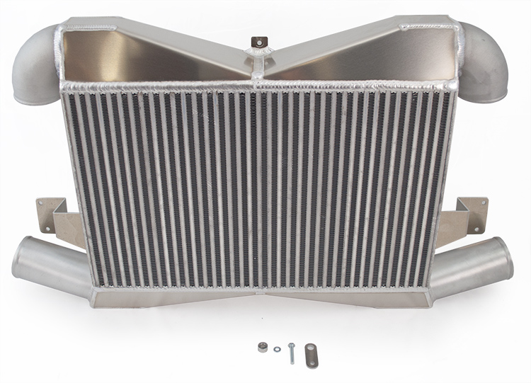 Extreme Turbo Systems Super Race Intercooler Only (No Piping): Nissan GTR 2009-15