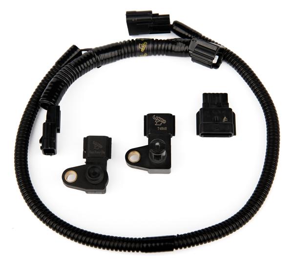 Omni-Power 4 Bar Plug & Play Speed Density Conversion Harness: Nissan GTR