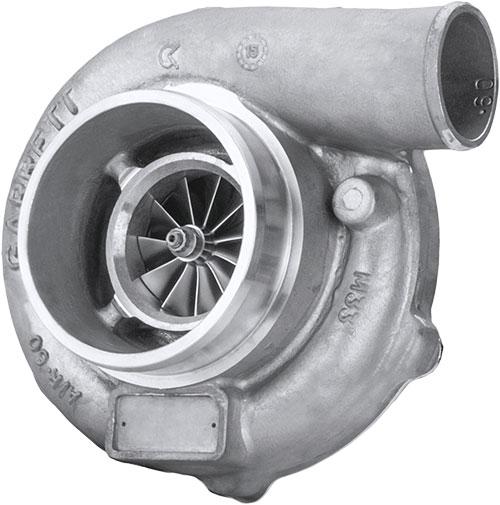 Garrett GTX2971R Turbocharger : 340-560 HP
