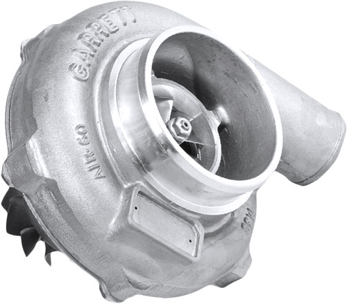 Garrett GTX2976R Turbocharger : 360-620 HP
