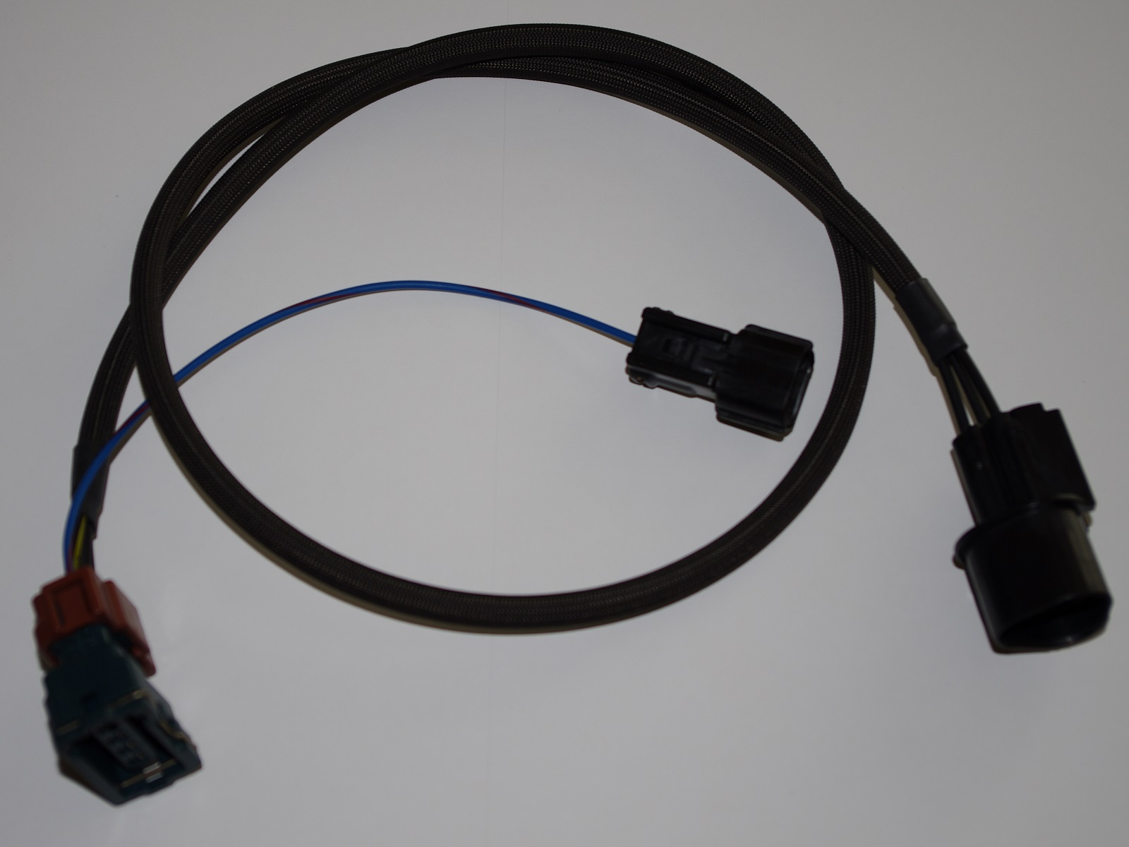 """Sheridan Engineering """"1G"""" in a """"2G"""" Cam Angle Sensor (CAS) harness: Mitsubishi Eclipse (1997-1999 Style)"""