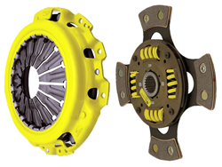 ACT Heavy-Duty 4-Puck Sprung Clutch Kit : 10-12 Hyundai Genesis Coupe 2.0L Turbo