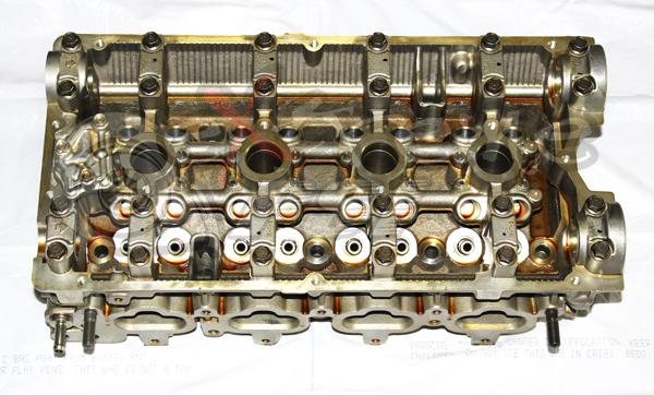 Genuine OEM Mitsubishi Cylinder Head MIVEC / Bare Head): Mitsubishi Evo 9