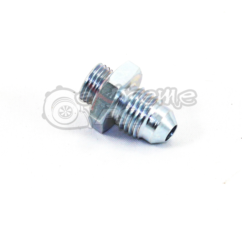 Tial Air Fitting: 10mm X 1.0 to -4AN