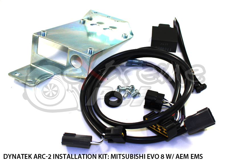 Dynatek ARC-2 Installation Kit: Mitsubishi EVO 8 w/ AEM EMS