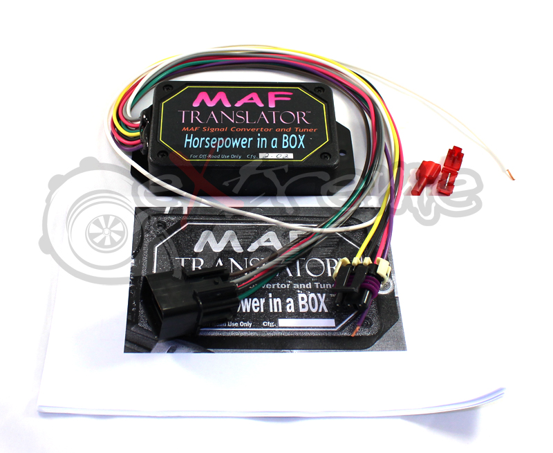 MAF Translator : Mitsubishi Eclipse 90-94