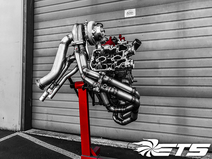 Extreme Turbo Systems Twinscroll Turbo Kit : Subaru STI 2015-18
