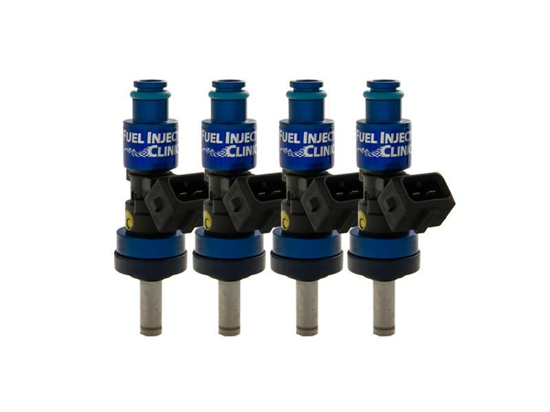 FIC 1100cc High-Z Fuel Injectors: Honda/Acura B / D (exc. D17) / H