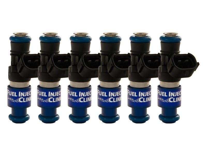 FIC BlueMAX 2150cc High-Z Fuel Injectors: Nissan 350Z/370Z