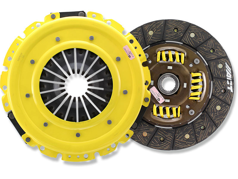 "ACT Heavy-Duty ""2100"" Street Clutch Kit (w/ OEM Release Bearing): Mitsubishi Eclipse Turbo 90-99"