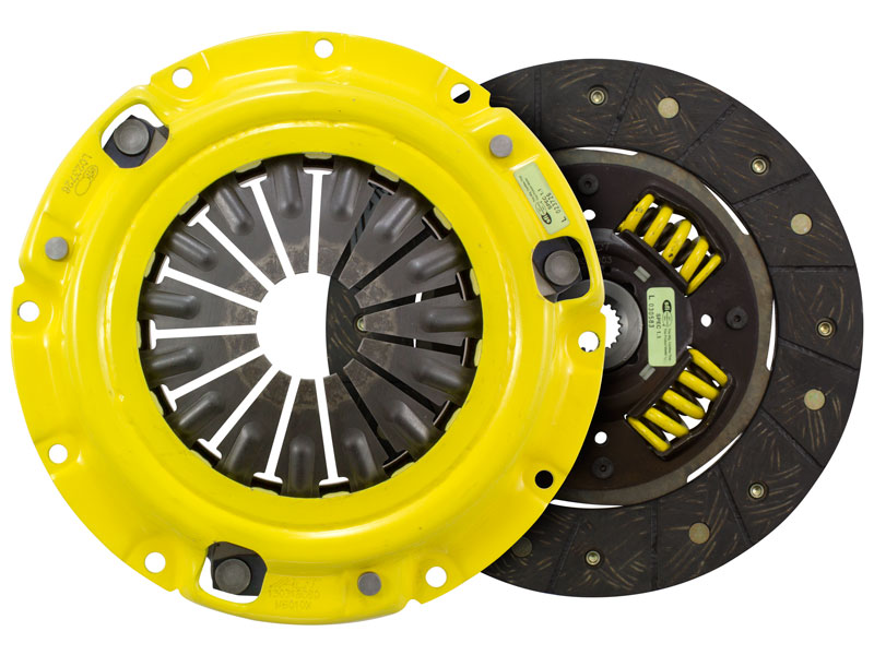 ACT (2600) Xtreme Street Clutch Kit (w/ OEM Release Bearing): Mitsubishi Eclipse 90-99 Turbo