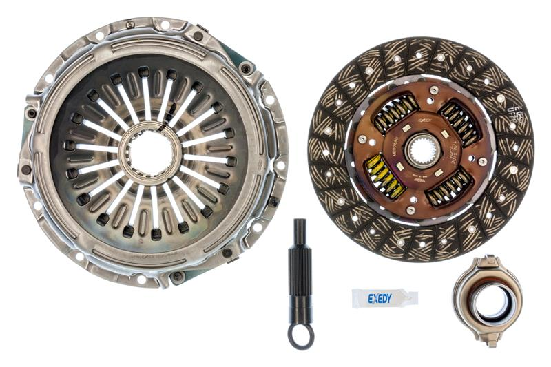 Exedy OEM Replacement Clutch Kit: Mitsubishi Evolution X 2008-2015