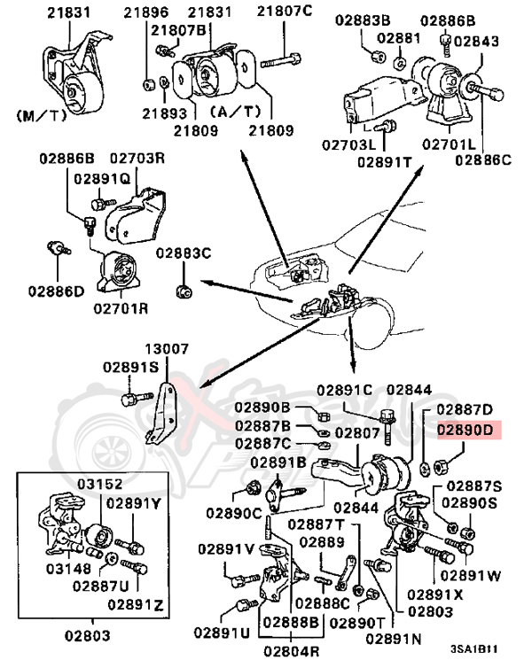 Diagram W900 Kenworth