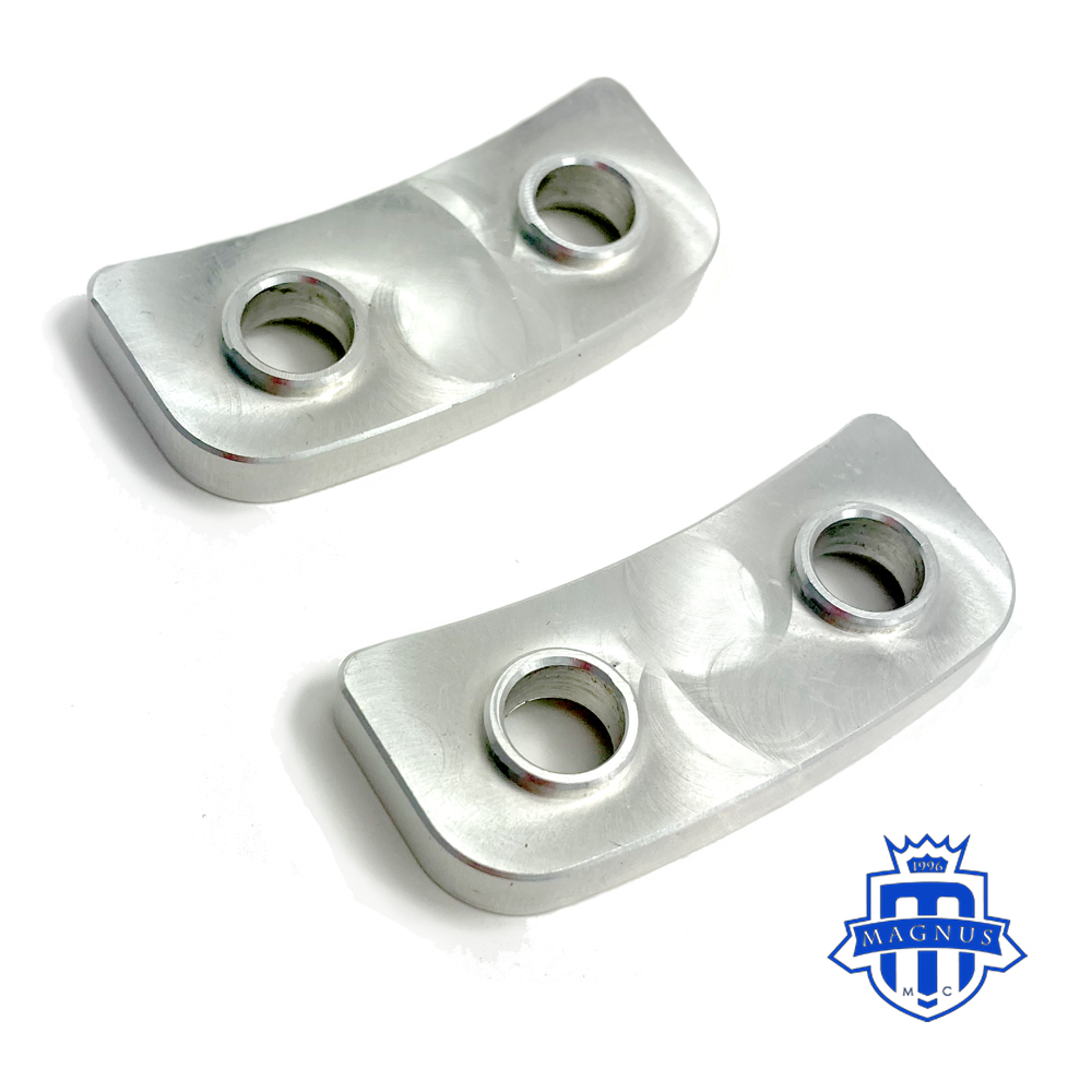"""Mechanical Fuel Pump Stack-able Spacer .250"""" for Magnus Mitsubishi Cam Drive Fuel Pump Kits Sold in Pairs"""