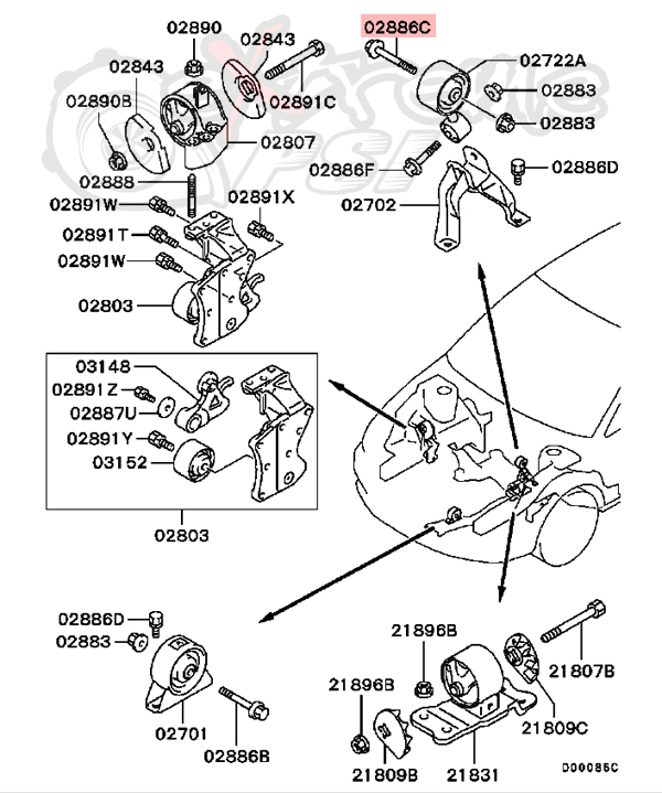 Product on 1995 mitsubishi eclipse wiring diagram