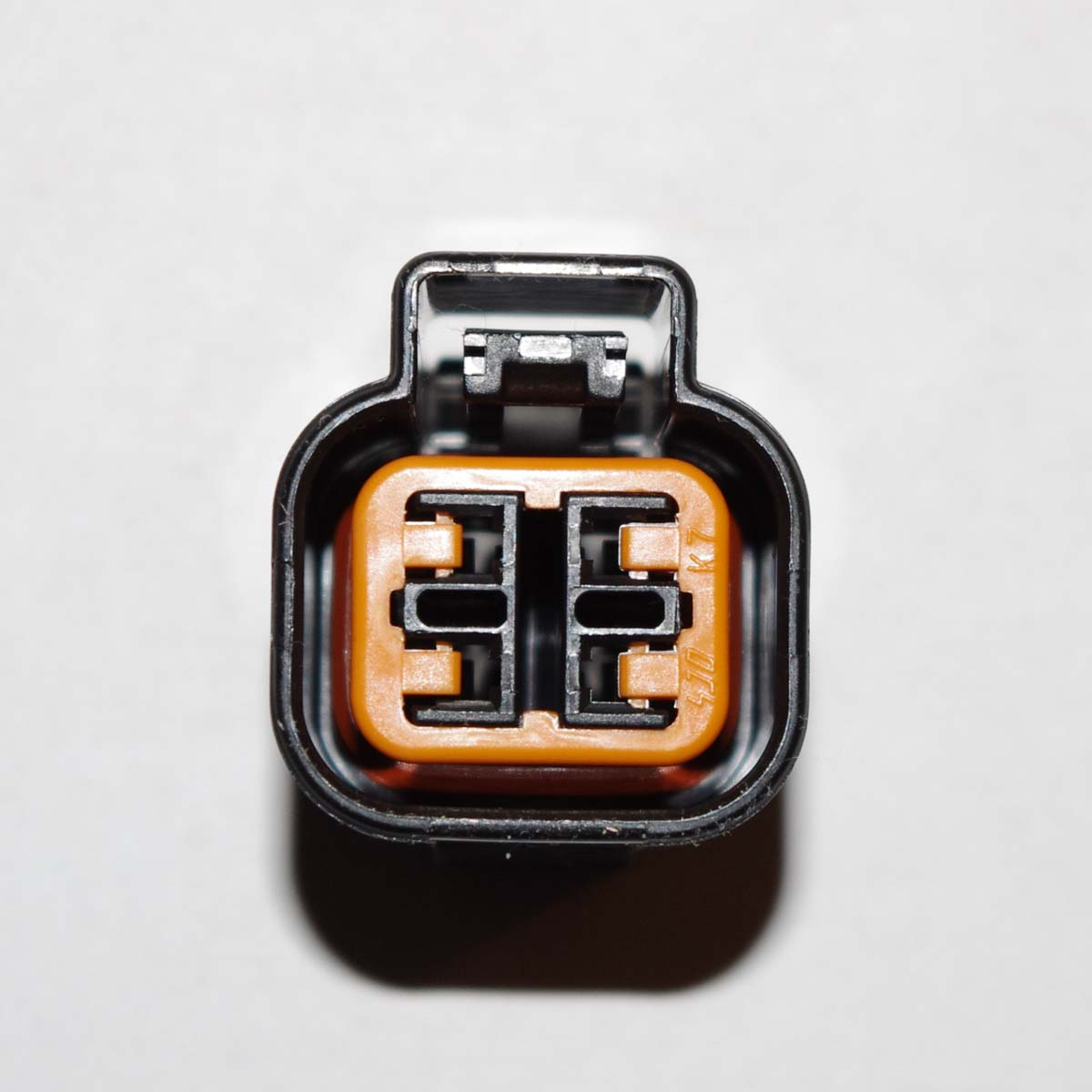 Sheridan Engineering NMWP4F-B Connector: Mitsubishi Eclipse 1990 TPS, Eclipse 1990-1999 Cruise Control, Eclipse 1995-1999 Front O2 Sensor