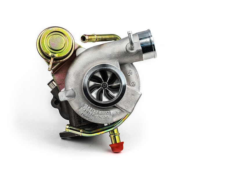 "Forced Performance ""BLUE HTZ"" Journal Bearing Turbocharger: Subaru WRX 2002-07 & STi 2004-14"
