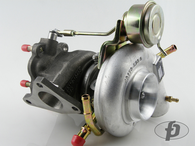 "Forced Performance ""GREEN HTZ"" Journal Bearing Turbocharger : Subaru WRX 2002-07 & STi 2004-18 *SALE*"
