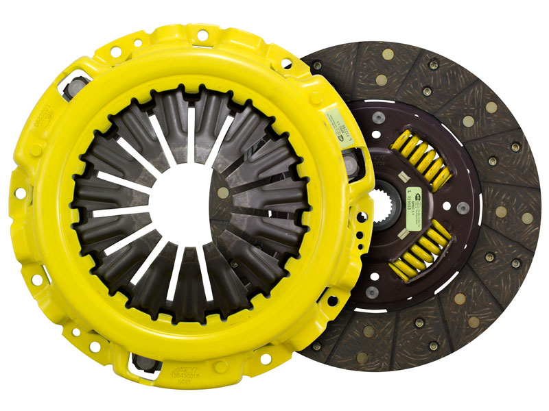 ACT Heavy-Duty Street Clutch Kit : 03-06 Nissan 350Z/Infiniti G35 3.5L V6