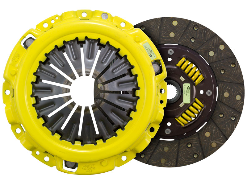 ACT Heavy-Duty Street Clutch Kit : 06-12 Nissan 350Z/Infiniti G35 VQ35HR & VQ37HR