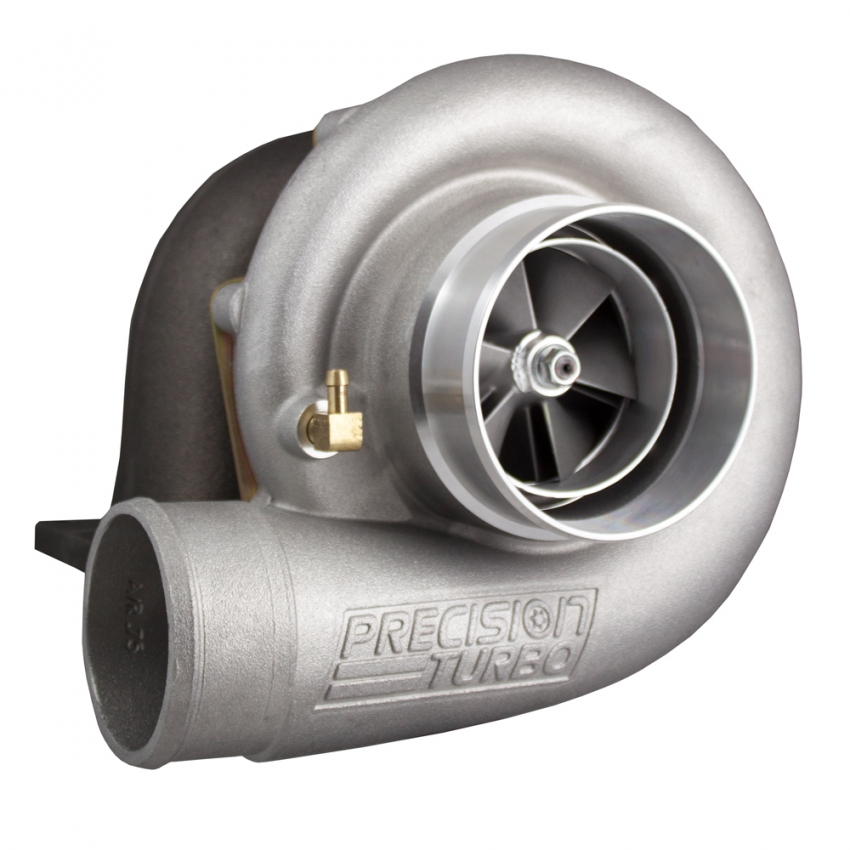 Precision T & E LS-Series PT7675 Entry Level Journal Bearing Turbocharger : 1150 HP