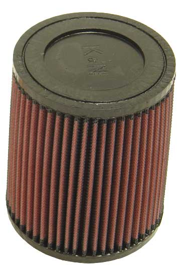 "K&N Universal High Flow Air Filters: 2.25"" Inside Diameter, 6.0"" Height"