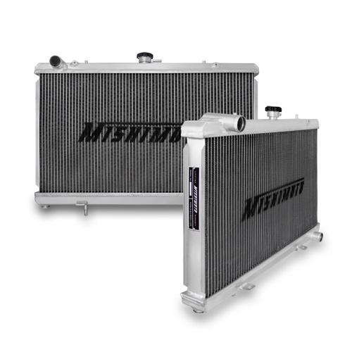Mishimoto X-Line Performance Aluminum Race Radiator: Nissan 240SX 1989-94 (SR20 Engine)