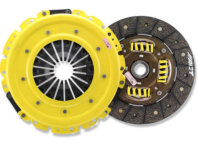 ACT Heavy Duty Street Clutch Kit w/ Streetlite Flywheel (13.4lbs): 13+ Scion FRS & Subaru BRZ 2.0L 6-Speed