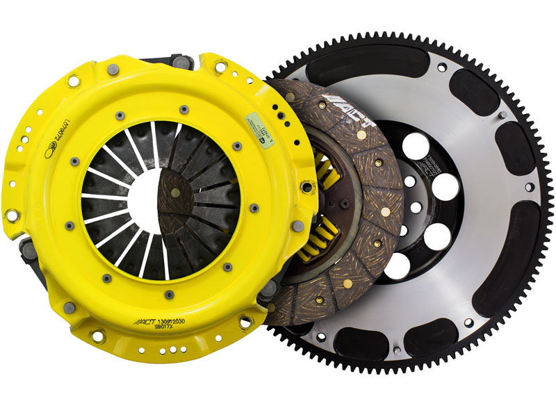 ACT Xtreme Street Clutch Kit w/ Streetlite Flywheel (13.4lbs): 13+ Scion FRS & Subaru BRZ 2.0L 6-Speed