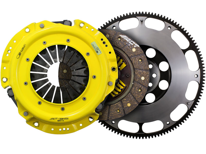 ACT Xtreme Street Clutch Kit w/ Prolite Flywheel (10.6lbs): 13+ Scion FRS & Subaru BRZ 2.0L 6-Speed