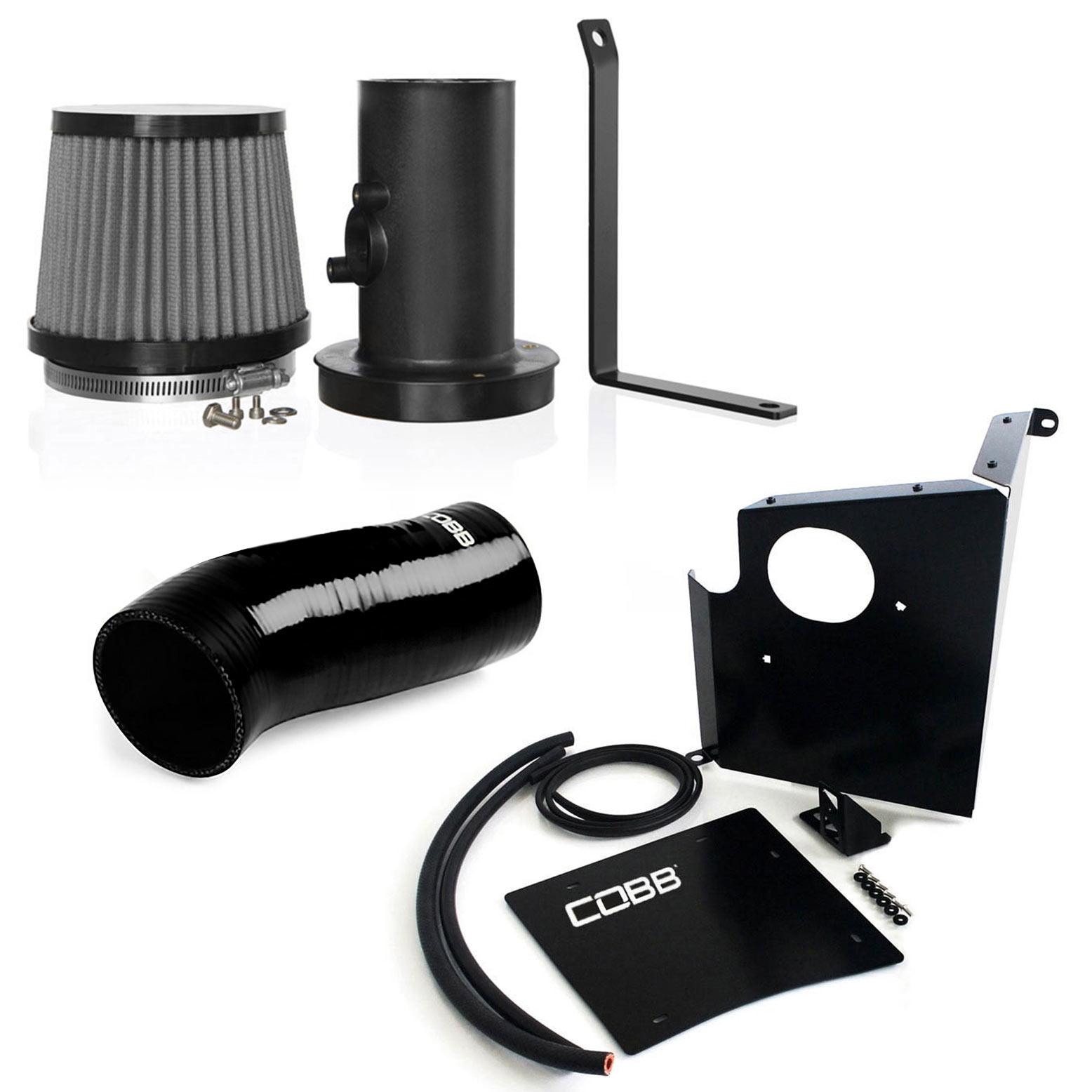 Cobb Tuning Intake, Airbox, & MAF Hose Kit: Subaru WRX 02-07 & STI 04-07