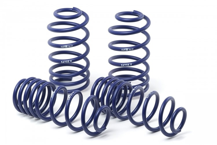 H&R Sport Springs : Mitsubishi Eclipse FWD 1995-99
