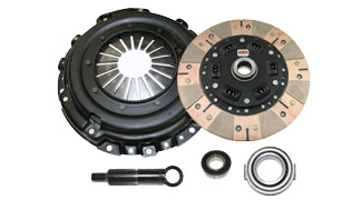 Competition Clutch Stage 3 - Street/Strip Series 2600 Clutch Kit : Mitsubishi Eclipse Turbo 90-99