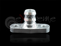 "Extreme PSI Barbed Oil Return Flange: fits 5/8"" Hose"