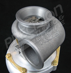 Precision T & E V-Band Inlet/Outlet Turbine Housing : 58mm Turbine Wheel