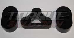 Torque Solution Exhaust Mount Kit : Acura RSX 02-06