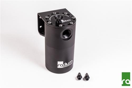 Radium Engineering Air Oil Separator (AOS): Universal Fitment