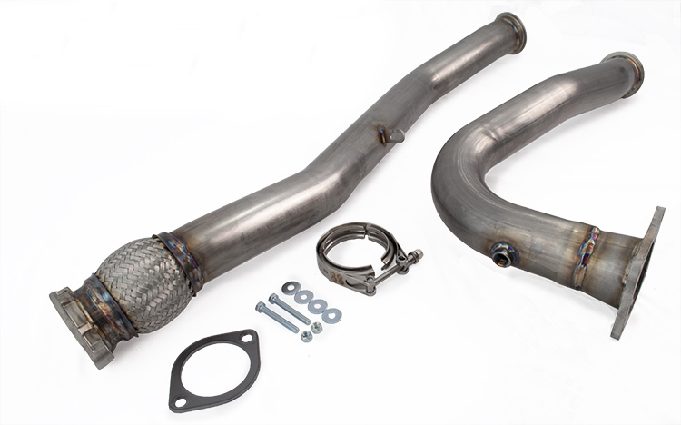 Extreme Turbo Systems J-Pipe/Down Pipe: Subaru WRX 2015-18
