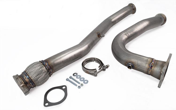 Extreme Turbo Systems J-Pipe/Down Pipe: Subaru WRX 2015-18