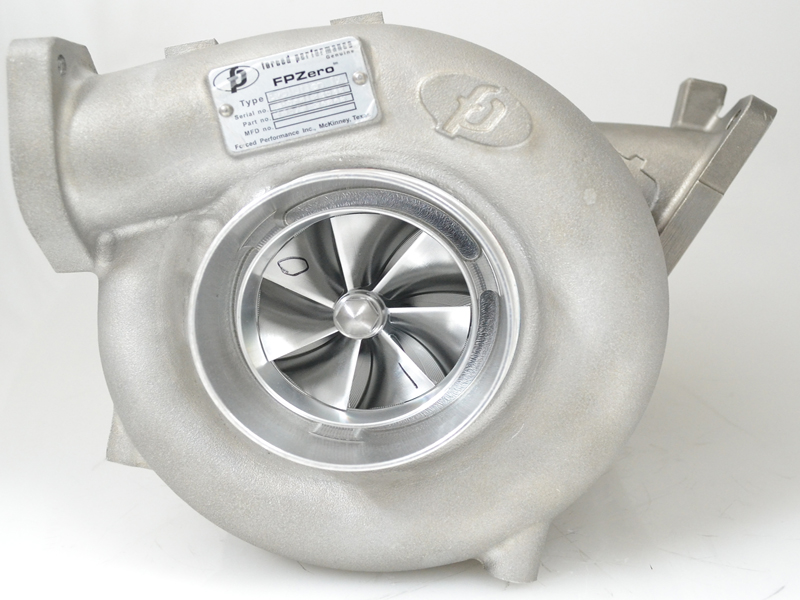 "Forced Performance ""ZERO 86HTZ"" Ball Bearing Turbocharger: Mitsubishi Evolution IX *SALE*"