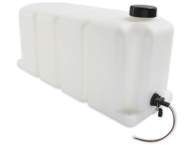 AEM V2 Water/Methanol Injection 5 Gallon Tank Kit with Conductive Fluid Level Sensor