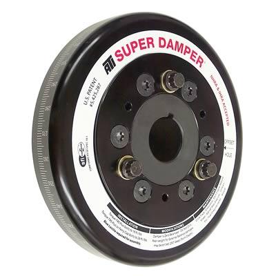ATI Super Harmonic Damper: Nissan R35 GTR 2009-2017 VR38DETT