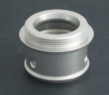 Go Fast Bits 35mm (1 inch) Inlet Hose Adaptor: Universal