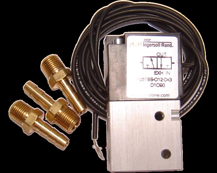ECMLink/Ingersoll-Rand 3 Port Boost Control Solenoid