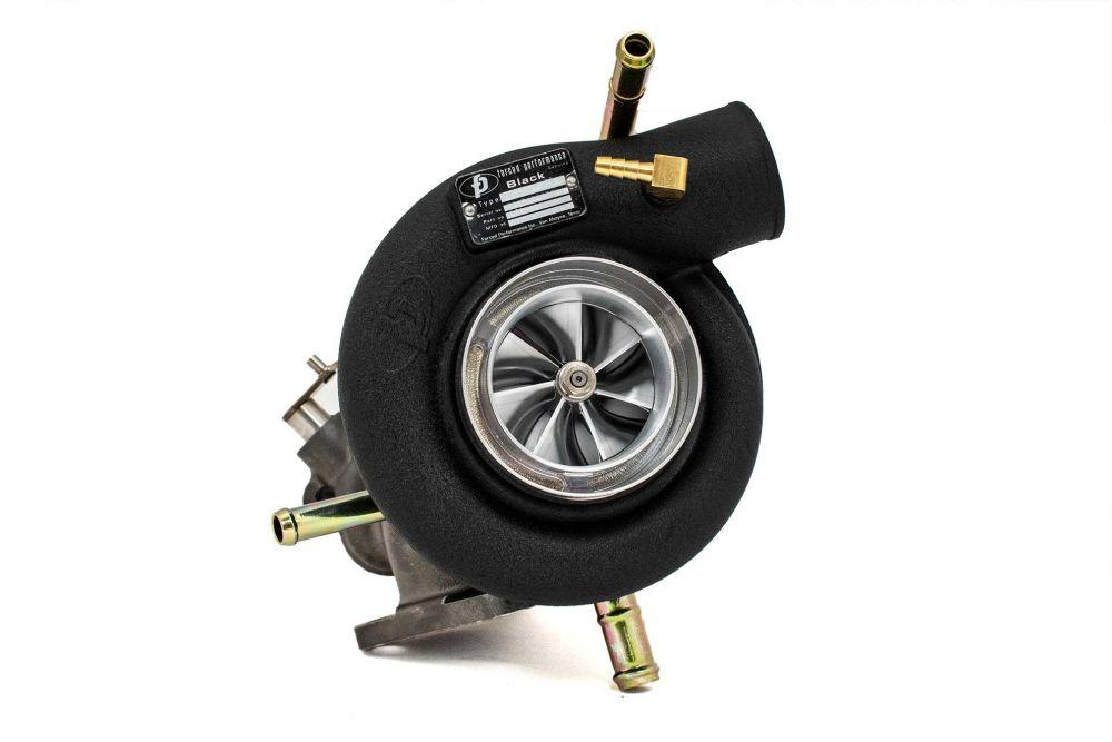 "Forced Performance ""BLACK HTZ"" Journal Bearing Turboharger: Subaru WRX 2002-07 & STi 2004-18 *SALE*"